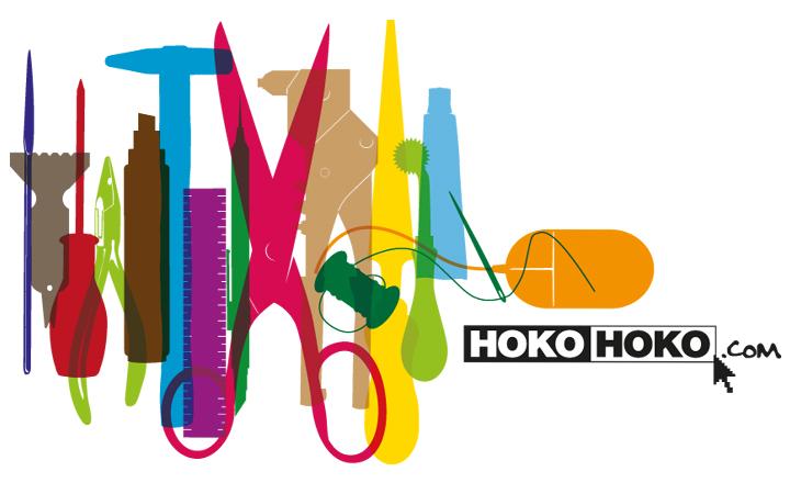 Hokohoko brand image