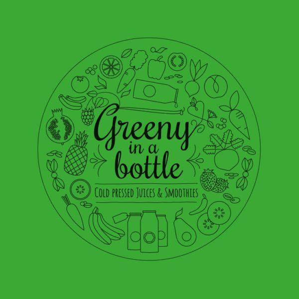 Greeny in a Bottle